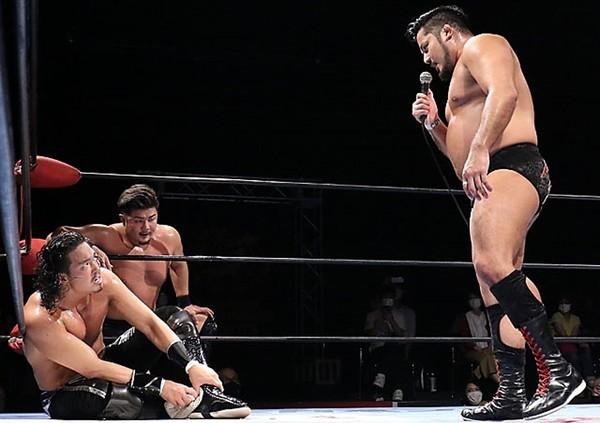 AJPW: «Summer Action Series 2021» Shotaro Ashino es retador a la Triple Corona