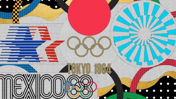 Die besten olympischen Logos aller Zeiten