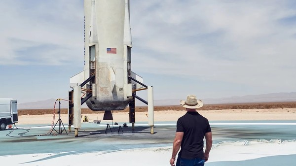 What Jeff Bezos, New Shepard, and Blue Origin mean for space tourism