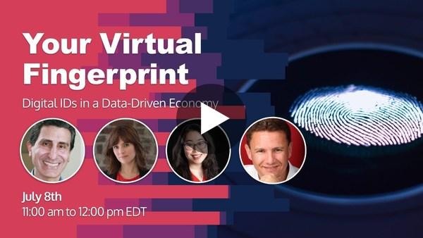 Your Virtual Fingerprint: Digital IDs in a Data-Driven Economy