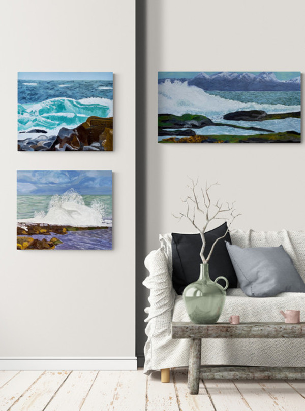 Next to the Salish Sea | Artsy