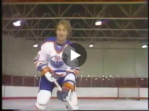 Gretzky: Puck handling & Passing (1986)
