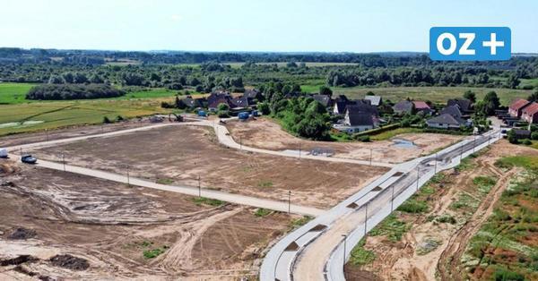 Wohngebiet am Schwanzenbusch in Wismar: Wie sind die Chancen auf ein Grundstück?