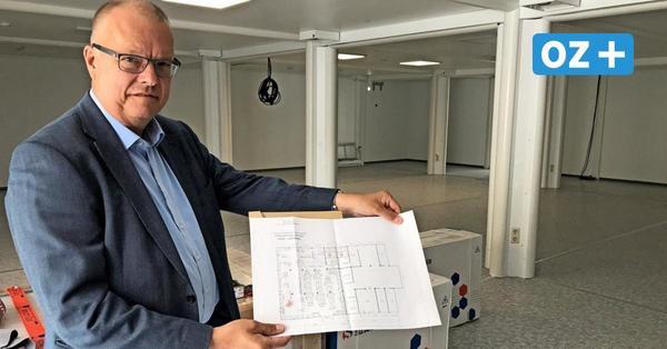 """Aus Markant wird """"Markantinchen"""": So funktioniert der neue Container-Supermarkt in Wismar"""
