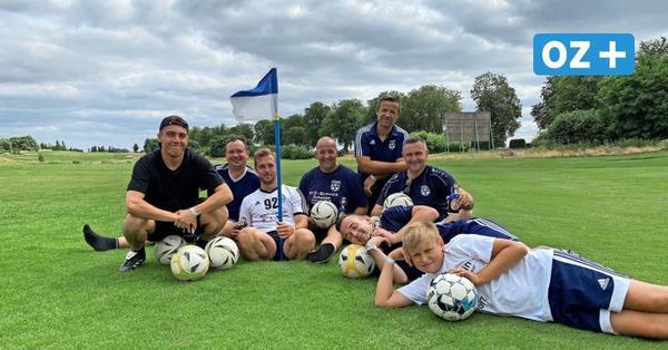 Erster Footgolfplatz in MV: So war das Einweihungs-Turnier in Kaschow