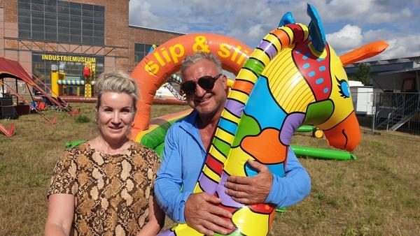 Yvette und Alexander Scholl (Foto: Bürstenbinder)