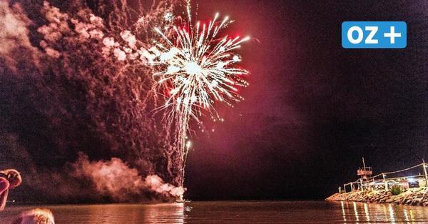 Das ist los auf Rügen am Wochenende: Feuerwerk und Elektroparty