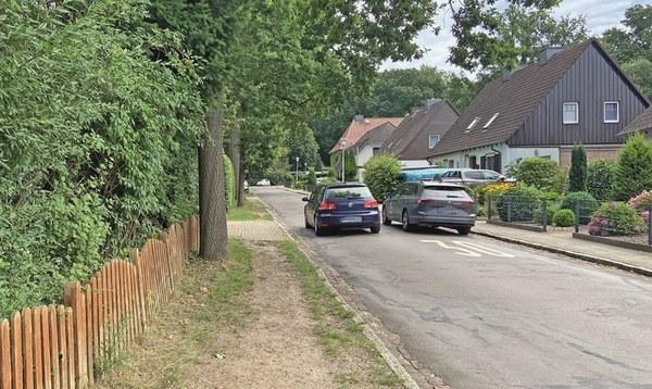 Neubau des Hilperdinger Weges: Bauausschuss verschiebt Entscheidung - Heidekreis - Walsroder Zeitung