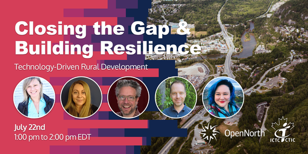 Join Us Today for a Virtual Panel Discussion on Technology-Driven Rural Development
