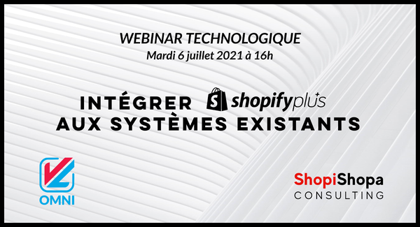 Integrate Shopify Plus to Your Existing Systems
