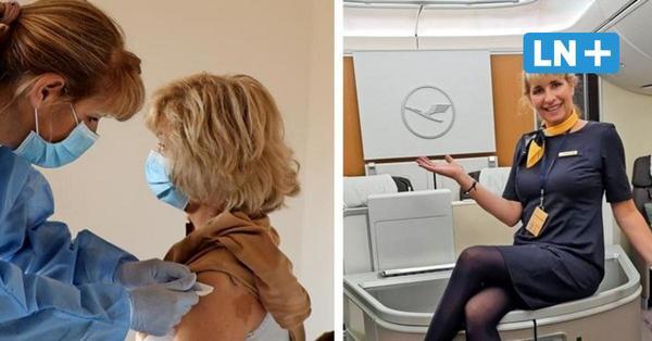 Flugbegleiterin aus Bargfeld-Stegen unterstützt aktiv die Impfkampagne