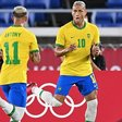 Tokyo 2020: Richarlison fires in first-half hat-trick as Brazil withstand Germany fightback