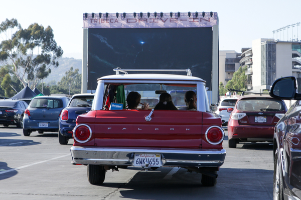 Updated! All of L.A.'s Outdoor Movie Nights and Pop-Up Drive-Ins