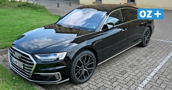Grevesmühlen: Deshalb braucht der neue Landrat Tino Schomann einen Audi A8