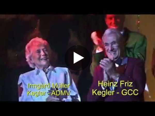 Karneval in Grevesmühlen bis 1990 (Youtube)