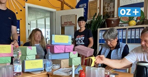 Barth: Wer im Katastrophengebiet helfen möchte, sollte auf diese bunten Boxen achten