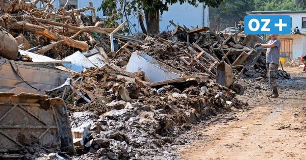 Nach der Hochwasserkatastrophe: So wollen die Feuerwehrleute der Gemeinde Saal helfen