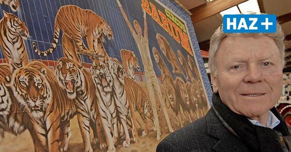 Trauer um Zirkusstar: Gerd Simoneit-Barum mit 90 Jahren gestorben