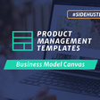 Product Templates: Business Model Canvas | Product School