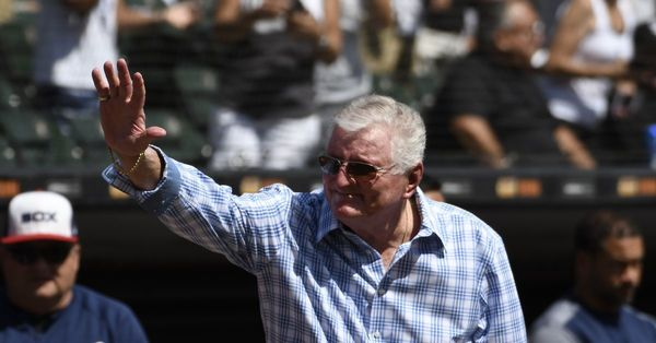 """White Sox' Ken """"Hawk"""" Harrelson's Hall of Fame weekend will be all about family"""