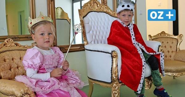 Insel Usedom: Darum gibt's in Heringsdorf jetzt eine Kita voller kleiner Kaiser
