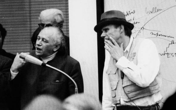 Honderd jaar Beuys: nog altijd controversieel