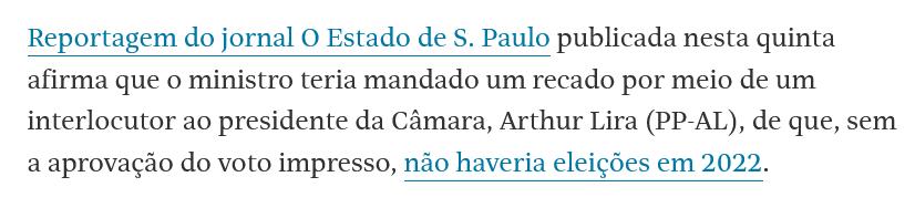 Folha de S. Paulo 22/07/21