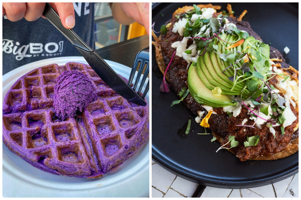 6 L.A. Brunch Spots to Hit Up When You're in the Mood for Something Out of the Ordinary