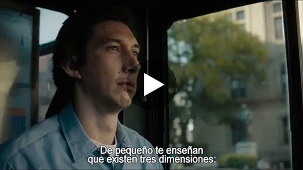 'Paterson', tráiler del film de Jim Jarmusch con Adam Driver - Vídeo Dailymotion