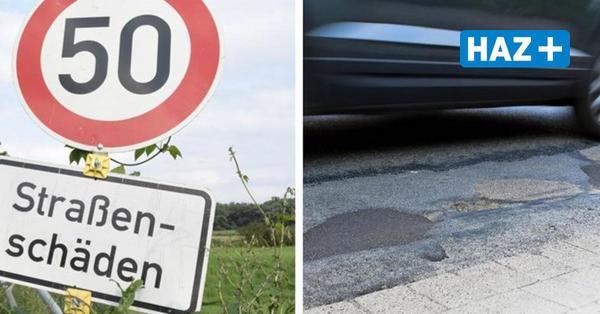 Straßenschäden zwischen Laatzen und Pattensen werden erst 2022 behoben