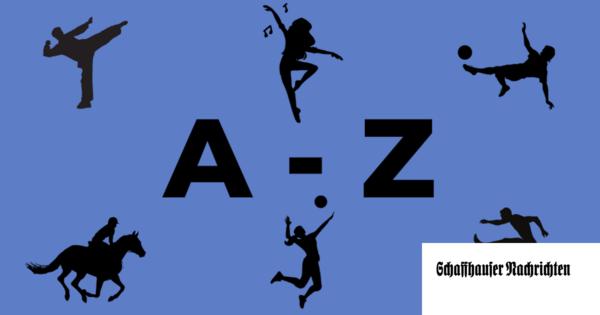 Schaffhauser Regionalsport von A bis Z