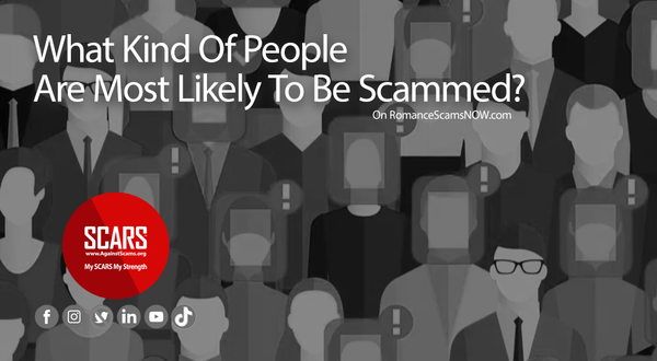What Kind Of People Are Most Likely To Be Scammed? | Victimology