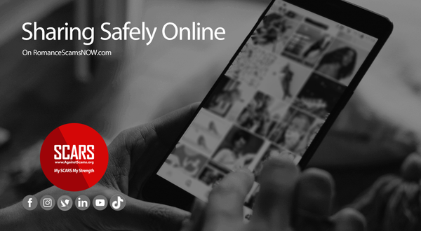 McAfee's Guide To Sharing Online Safely | Anti-Scam Tips