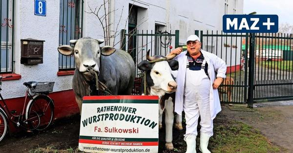 Rathenow: Fleischermeister Leo Sulkowski ist tot