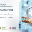 Canterbury Tech - Innovation within our Health System   Tues 3rd Aug 5.30pm   276 Antigua Street, Christchurch