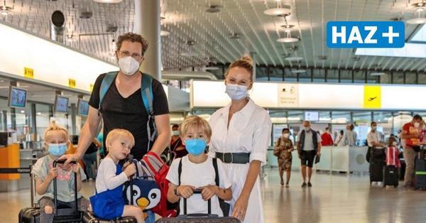 Flughafen Hannover: Ab ins Hochinzidenzgebiet – die meisten Urlauber treten entspannt die Reise an