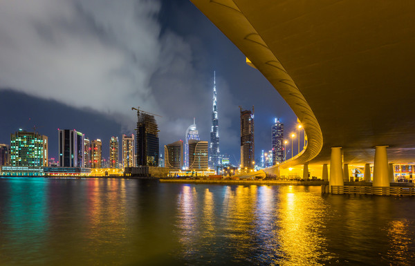 Dubai Creates Fake Rain Using Drones to Battle 122 Degree Heat