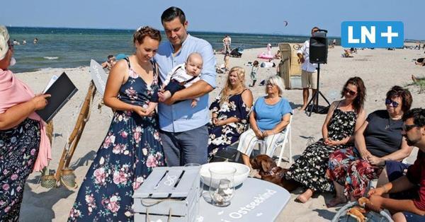 Alternative zur Taufe in Heiligenhafen: Baby Fiete ist jetzt Ostseekind