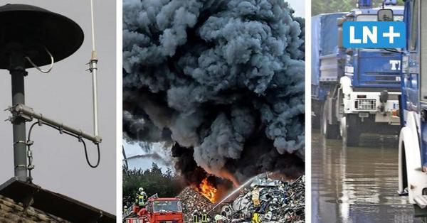 Wie gut ist Ostholstein auf Katastrophen vorbereitet?