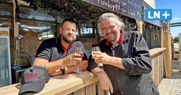 Fehmarn: Lost Place wird zur Lounge - Partymacher beleben Südstrand