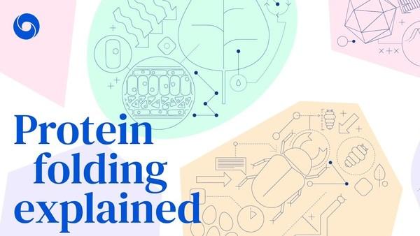 Protein folding explained