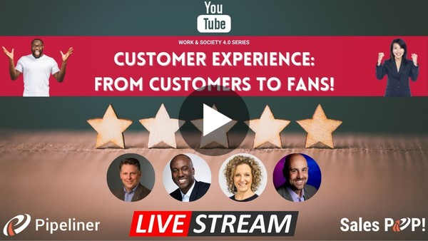 Work & Society 4.0: CUSTOMER EXPERIENCE: FROM CUSTOMERS TO FANS!