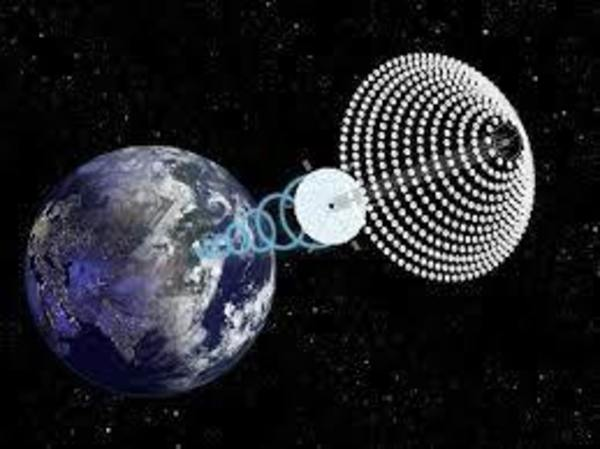 Space-Based Solar Power (credits: SPS-ALPHA Project, NASA)