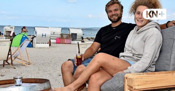 """""""Flunderbar"""" eröffnet: Ein Cocktail direkt am Ostseestrand von Hohwacht"""
