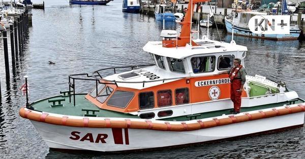 Wo die Eckernförder Seenotretter der DGzRS schon überall Hilfe leisteten