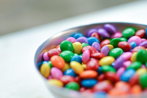 A candy bowl!