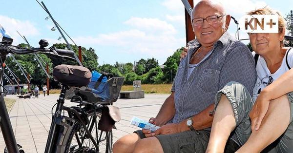 Tourismus in Rendsburg: Stadt der Wohnmobile und Fahrräder