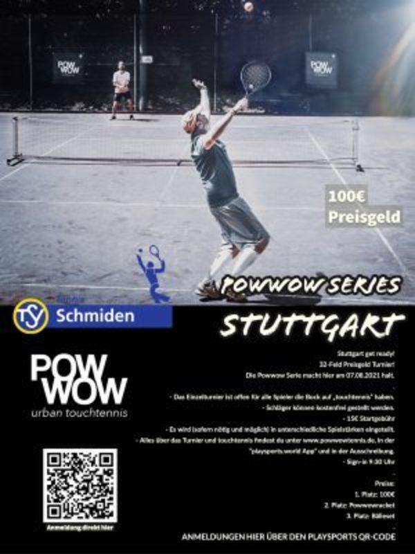PowwowSeries - Stuttgart   Powwow