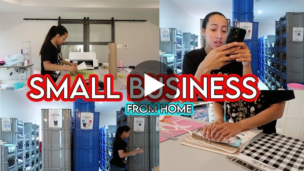 Small Business Owner Vlog | Work Life | Mom Life | Business Life