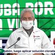 Cuba lamenta hoy 66 fallecidos y 8184 nuevos casos positivos a la COVID-19